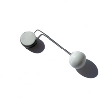 JUJUMADE : Pearl Stand Earring