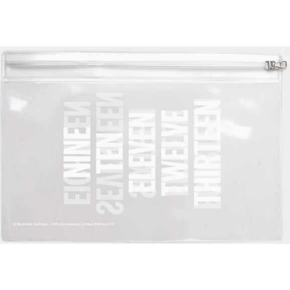 Marjolein Delhaas : Limited 10th Anniversary Pouch