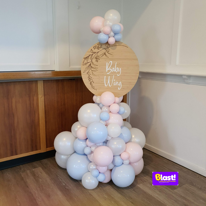BLAST! BABY SHOWER COLUMN