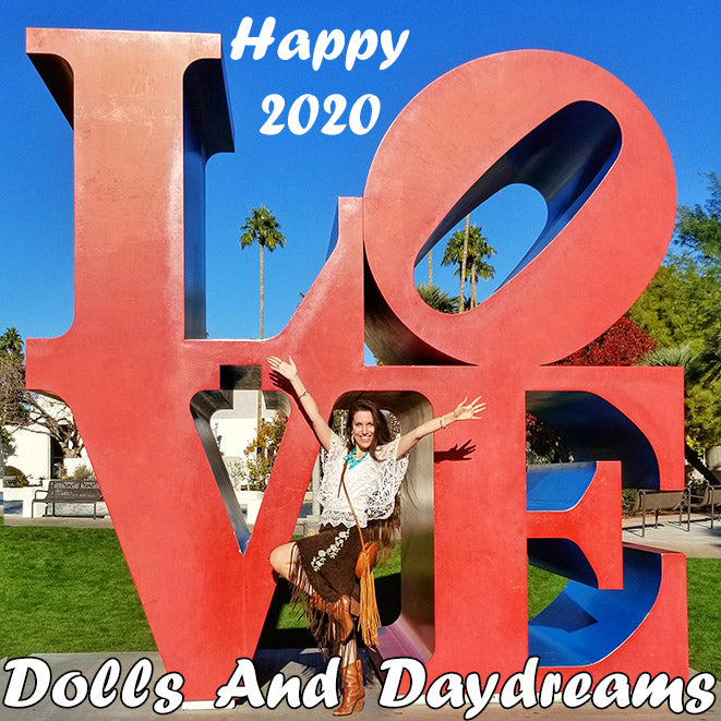 Happy New Year from Dolls And Daydreams!