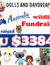 Aussie Wildlife Bush Fire Fundraiser Total!!