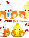 NEW BFF (Big Footed Friends) Chicks & Hens are here!!