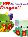 NEW BFF Dragon will set your heart on fire!