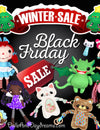 Black Friday SALE off ALL Patterns Hooray!