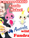 Aussie Wildlife Fundraiser Update and a NEW Pattern!