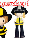 1st Responders Doll Collection is complete!