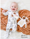Baby's 1st Plush Puppy Snuggle Pattern Sets is here!
