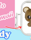 How to make a Teddy Plushie In The Hoop on your Embroidery Machine