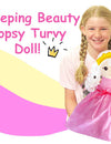 Topsy Turvy Sleeping Beauty Doll Pattern is here!