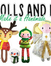 Handmade Christmas Dolls and Plush Toy Patterns!