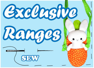 Exclusive Doll and Plush Toy Sewing Patterns Ranges by dolls and daydreams