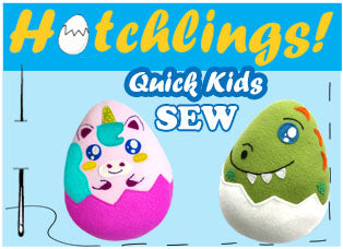 Easter Egg Hunt Kawaii Cute Plush Sewing Patterns by Dolls And Daydreams