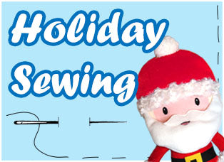 PDF Holiday doll and plush toy Sewing patterns by dolls and daydreams