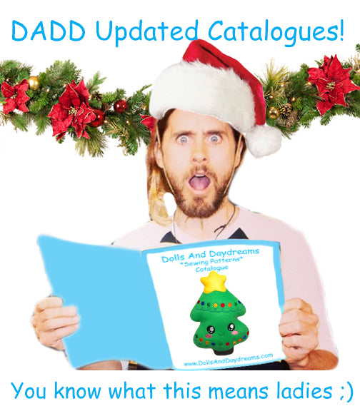 Updated DADD Catalogues