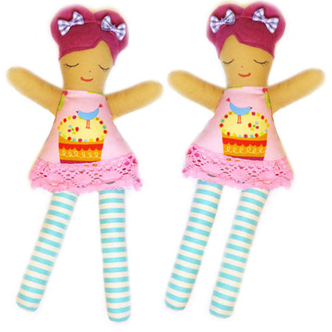 Free Charity Doll Pattern by Dolls And Daydreams