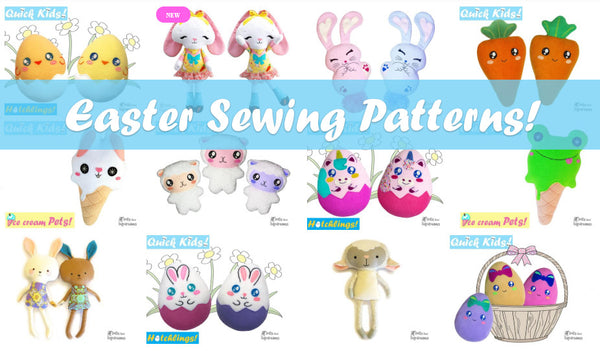 pdf Easter Sewing Patterns