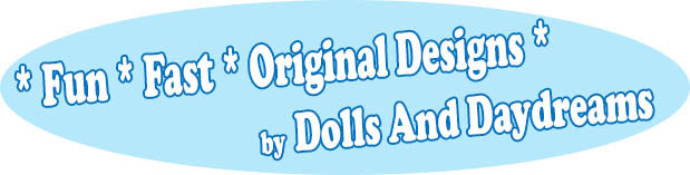 fun fast easy soft toy and cloth doll sewing and machine embroidery patterns by dolls and daydreams