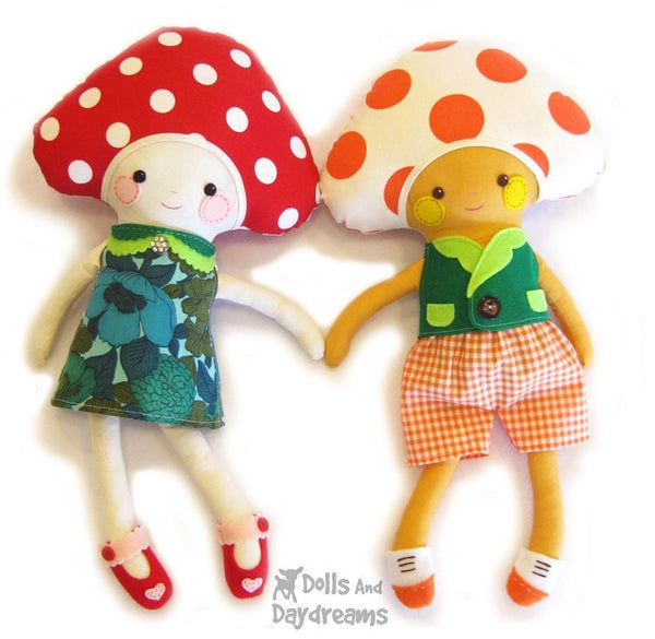 Doll and Toy Shoe Sewing Patterns - Dolls And Daydreams - 5
