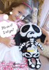 Skeleton Dog Sewing Pattern - Dolls And Daydreams - 5