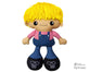 BFF Buddies Boy Doll Sewing Pattern