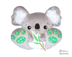 BFF Koala Sewing Pattern