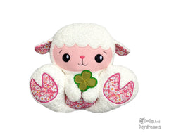 BFF Lamb Sewing Pattern