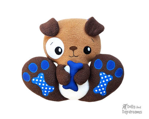 BFF Puppy Dog Sewing Pattern