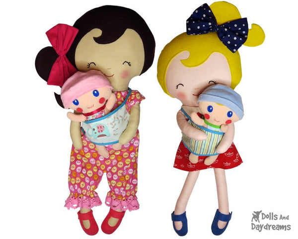 Bitty Bubs Baby Sewing Pattern - Dolls And Daydreams - 5