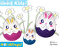 ITH Quick Kids Bunny Hatchling Pattern