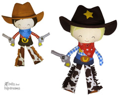 Cowboy Sewing Pattern
