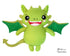 Dragon PDF Sewing Pattern cute diy soft toy plush by Dolls And Daydreams