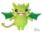 Dragon Sewing Pattern
