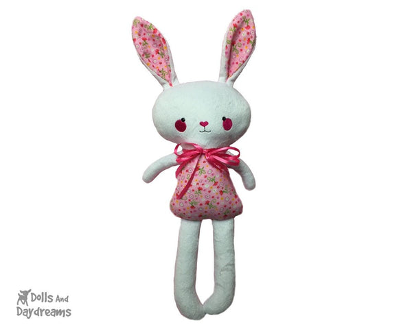 ITH Big Bunny Pattern - Dolls And Daydreams - 4