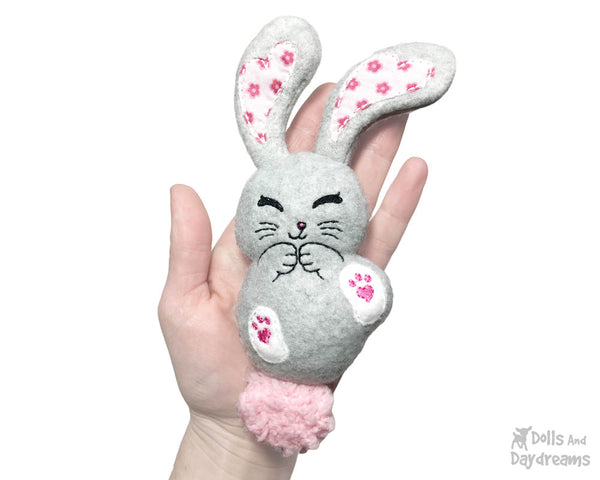 ITH Giggle Bunny Pattern