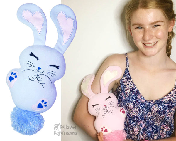 Giggle Bunny Sewing Pattern
