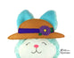 ITH Straw Hat Dress Up Pattern