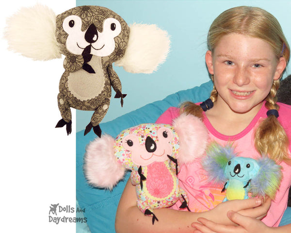 Koala Sewing Pattern