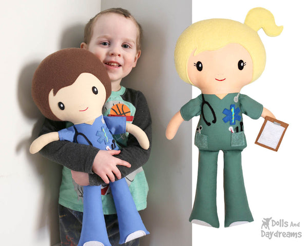 Medic Sewing Pattern