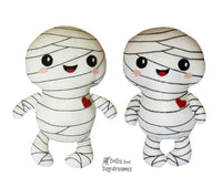 Mummy Sewing Pattern - Dolls And Daydreams - 1