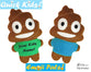 Quick Kids Poo Emoji Sewing Pattern