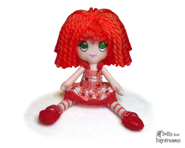 ITH Poppy Poppet Doll Pattern