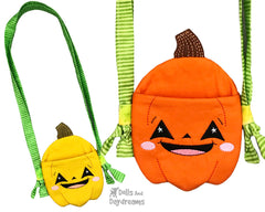 ITH Tiny Pumpkin Tote Pattern