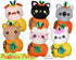 Quick Kids Pumpkin Pets Sewing Pattern Pack 1