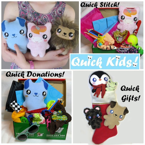 ITH Quick Kids Baby Boy Bunting Pattern