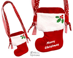 ITH Tiny Stocking Tote Pattern