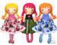 ITH  Sweet Sister Doll Pattern