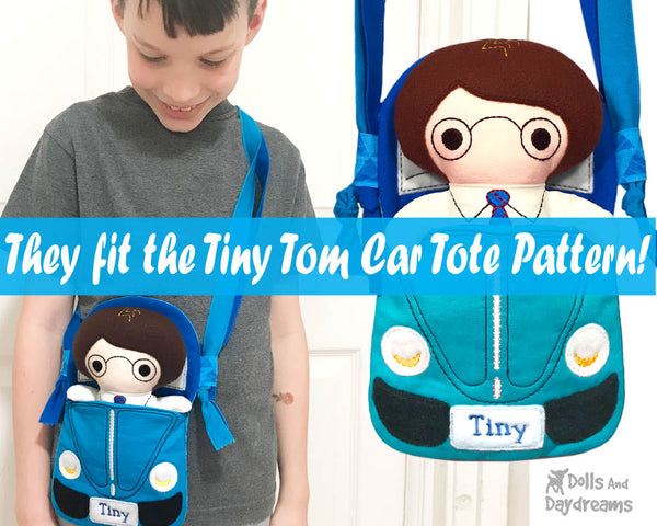 ITH Tiny Tom Pattern