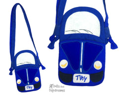 Tiny Tom Car Tote Sewing Pattern