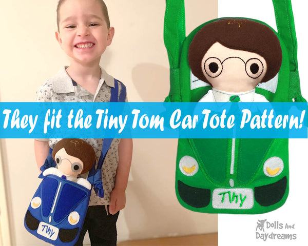 Tiny Tom Sewing Pattern