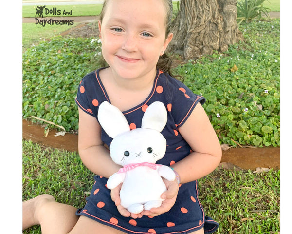Tiny Tot BunBun Sewing Pattern